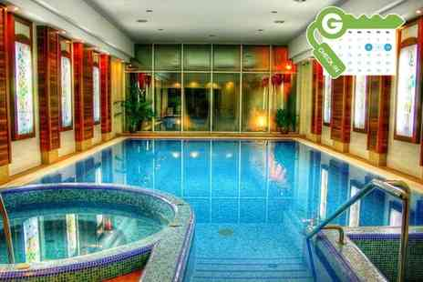 Lions Garden Hotel - One night Stay For Two With Breakfast, Wellness Access and Late Check Out - Save 0%