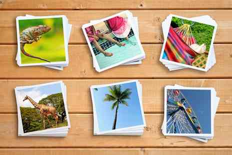 Huggle Up - Mini Squares Photo Prints - Save 20%