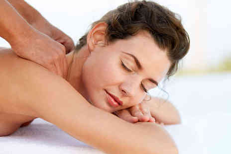 Beauty Station - Back, Neck, and Shoulder Massage with Cleanse and Exfoliation and Luxury Facial - Save 0%
