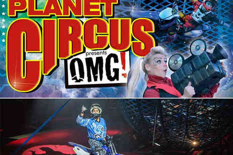 Planet Circus - Ticket to Planet Circus Presents - Save 52%