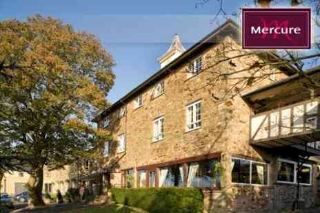 Mercure, Bolton - Spa Getaway For Two, One Night £54 - Save 50%