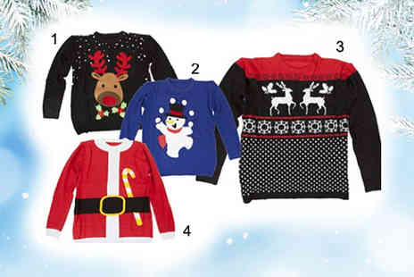 CFS Trading - Mens & Womens Christmas Jumpers - Save 60%