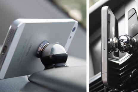 Nordic Waves - Magnetic Universal Smartphone Car Mount - Save 67%