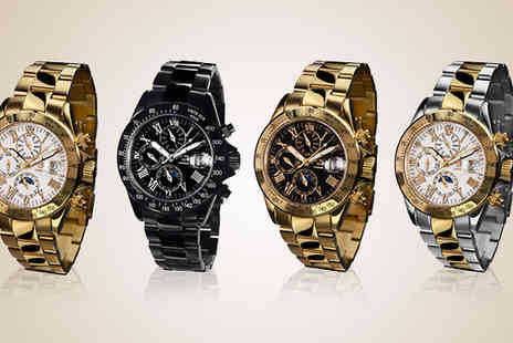 Kendor Van Noah BV - Andre Belfort le Capitaine Watches Choose from Six Designs - Save 85%