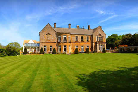 Wyck Hill House Hotel & Spa - Spa Day with Two Treatments and a Light Lunch for One   - Save 47%