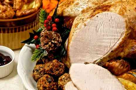 Soprano Hotels - Three Course Christmas Meal with Cocktail for Two  - Save 50%