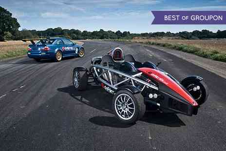Drift Limits  - Ariel Atom Driving Experience For One  - Save 50%