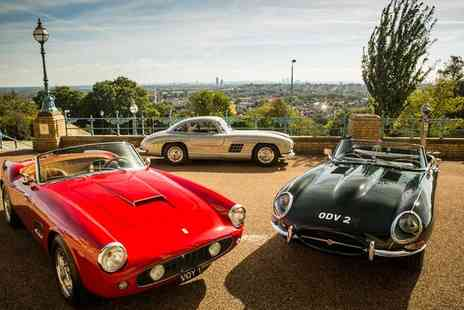 Classic & Sports Car Show - One Ticket to the Classic & Sports Car Show 30 October to 1 November - Save 50%