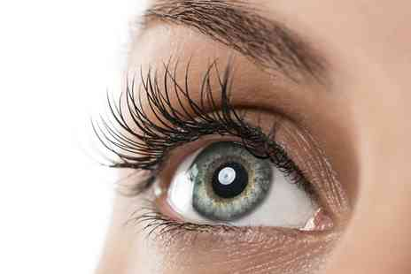 Stephanie Nicholls - Full Set of Individual Eyelash Extensions - Save 63%