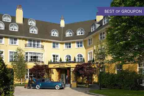 Killarney Park Hotel - One to Five Nights stay For Two With Breakfast, Dinner and Spa Access   - Save 0%