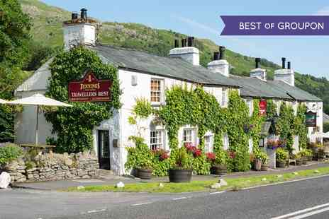 Travellers Rest Hotel - One to Four Nights stay For Two With Breakfast  - Save 0%