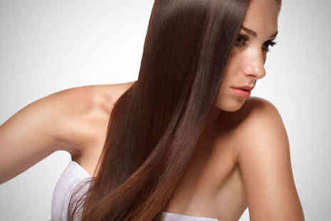 Francisco Hair - Haircut and Finish, or Brazilian Keratin Smoothing Treatment  - Save 0%