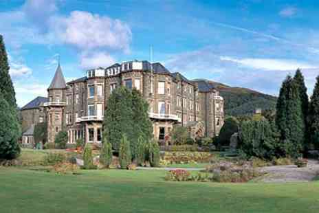 The Keswick Country House Hotel - Luxurious Lake District two night break for two- Save 40%