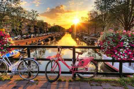 Hotel Nicolaas Witsen - Two, Three or Four Nights stay in Dutch capital breakfast and boat cruise tickets Included - Save 0%