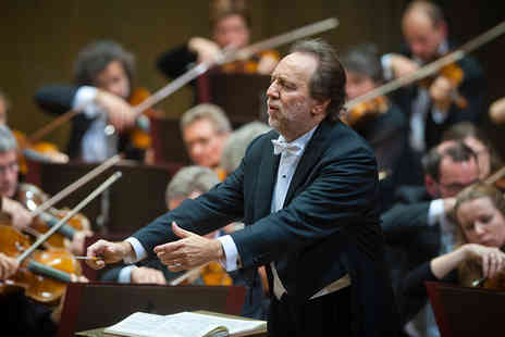 Barbican Centre - Gewandhaus Orchestra Leipzig  Chailly with Martin Frost Tickets - Save 38%