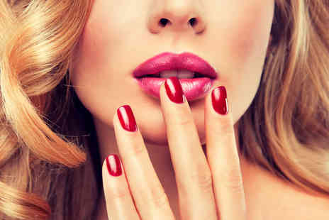 Guys and Dolls Parlour - Mini gel manicure and mini pedicure  - Save 60%