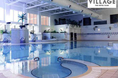 Viva Urban Spa - Spa Day with Use of Facilities Towel and Robe Hire and One ESPA or Jessica Treatments - Save 0%