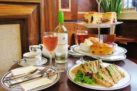 Centenary Lounge - Afternoon Tea For Two With Optional Glass of Mulled Wine - Save 0%