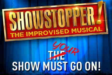 Ingresso -  Premium Ticket to Showstopper at Apollo Theatre 15 October to 1 November   - Save 62%