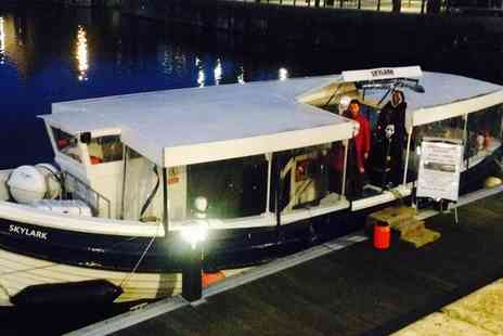 Albert Dock Boat Cruises - Halloween Albert Dock Cruise Family Passes - Save 0%