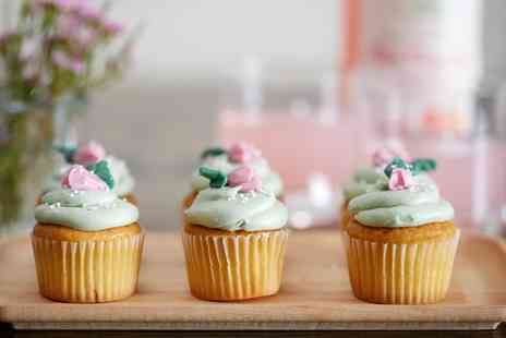 Bakey Cakey - Box of Six  Cupcakes  - Save 56%