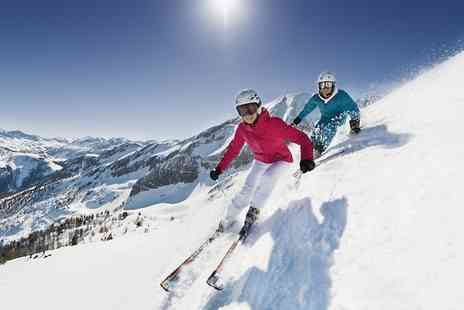 SnowTrex - Seven Night Self Catering Stay With Lift Pass and Leisure Facilities Access  - Save 0%