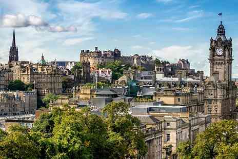 Hotel Mercure Edinburgh Quay - Two or Three Nights Stay in a central Edinburgh hotel and entrance to The Edinburgh Dungeon - Save 0%