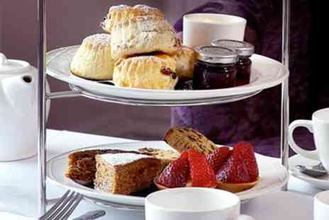 Hilton Liverpool Hotel - Afternoon Tea and Bubbly for Two  - Save 52%