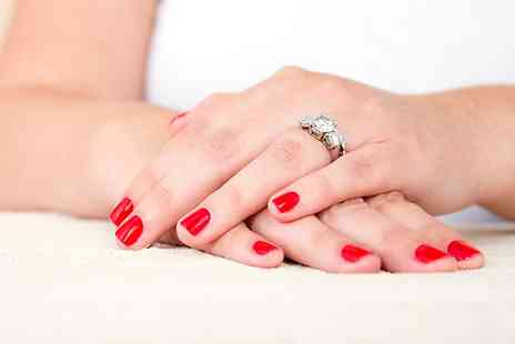Radiance  - Manicure, Pedicure or Both with a Choice of Massage  - Save 0%
