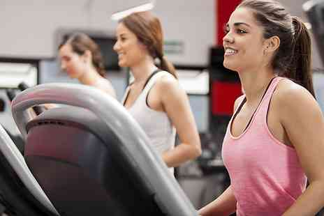 Gym Divas - One Month Gym Membership with Sauna and Steam Room Access Plus One Class of Choice  - Save 63%