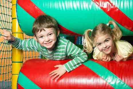 Camelot Play - Entry to Soft Play  for One - Save 67%