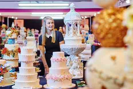 ICHF - Entry to Cake International for one on 6, 8 November - Save 0%