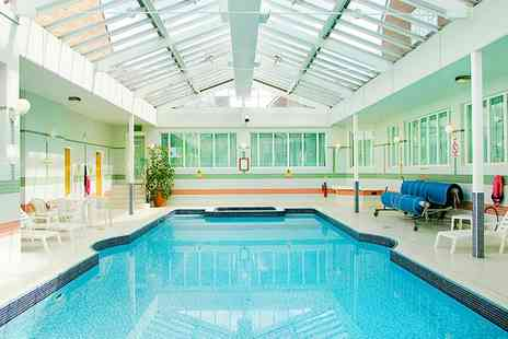 The Manor House Hotel - One Night stay For Two With Breakfast, Pool and Sauna  - Save 0%