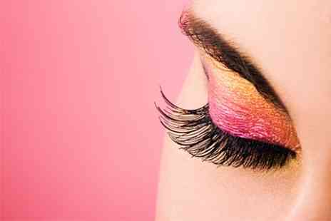 Dees Lashes - Silk or Mink Lash Extensions - Save 56%