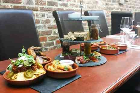 The Olive & Vine - Tapas for Two  - Save 46%