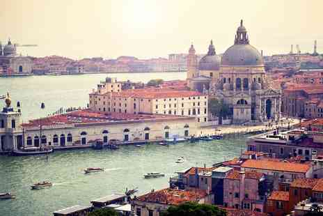 Tritone Venice - Two or Three Nigh stay Tritone incl flights and breakfast - Save 0%