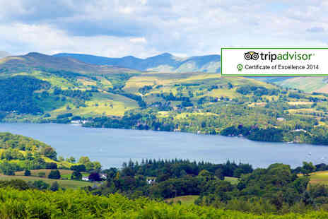 Best Western Shap Wells Hotel - Overnight Cumbria stay for 2 including breakfast and a Windermere cruise - Save 45%