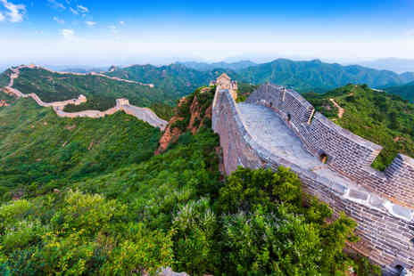 Merry Travel - Eight night Classic China guided tour including accommodation, tour guide, transfers and meals - Save 76%