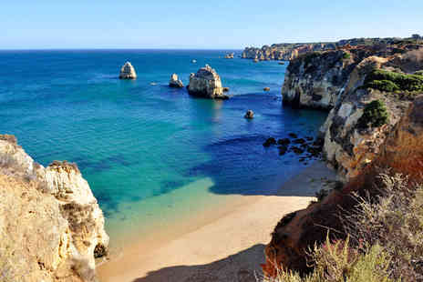 Blue Sea Holidays - Three night all inclusive Algarve break including return flights and superior room - Save 0%