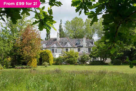 Woodlands Lodge Hotel - One or two night stay for two in Comfort and Style - Save 0%