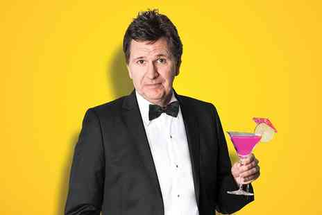 Live Nation - Two Tickets to Stewart Francis Comedy Night on 31st October and 7th November - Save 45%