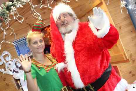 Fourways Play Centre - Entry to Santas Grotto with Present for One - Save 61%