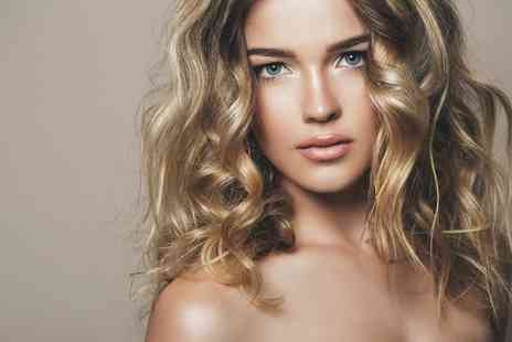 Heaven Hair and Beauty - Cut, Blow Dry and Highlights or Full Head of Colour - Save 48%