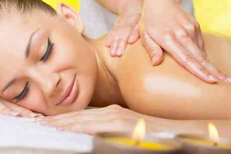 Prana Spa - One Sessions of Deep Tissue or Aromatherapy Oil Massage  - Save 68%
