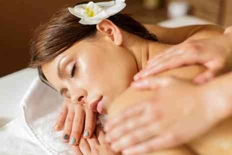 Sweet Breeze - Indian Head Massage, CND Shellac Manicure or Reflexology  - Save 50%