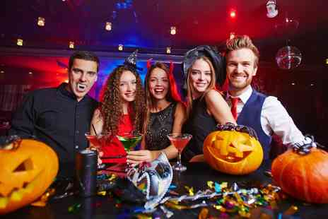 The Holiday Inn - Halloween Ball with Cocktail and 3 Course Meal - Save 67%