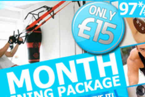 Prestige Fitness - Shape up with 96% off a three-month fitness regime - Save 97%