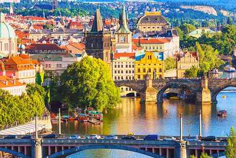 Best Western - Three Night stay in a Four Star hotel in the heart of Prague flights transfer and spa - Save 0%