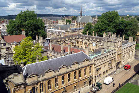 Oxford Walking Tours - Tickets  to Spooky Oxford Ghost Walk for Two   - Save 30%