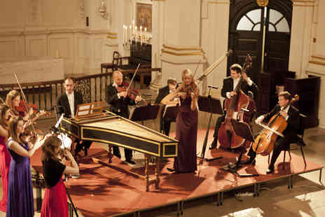 London Concertante - Tickets to Christmas Baroque by Candlelight - Save 45%